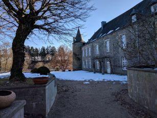 Schoß von Tavigny / castle